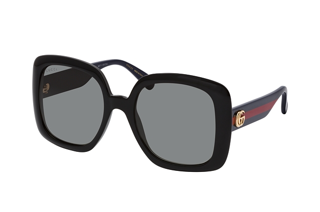 Gucci GG 0713S 001 perspective view
