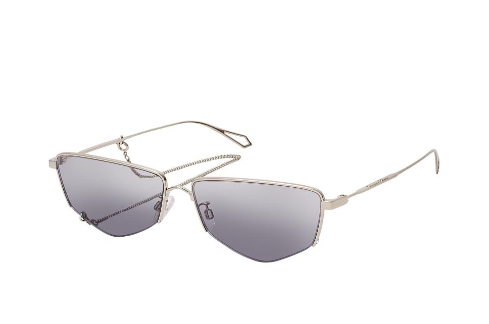 mcq -  MQ 0271SA 001, Rechteckige Sonnenbrille, Damen