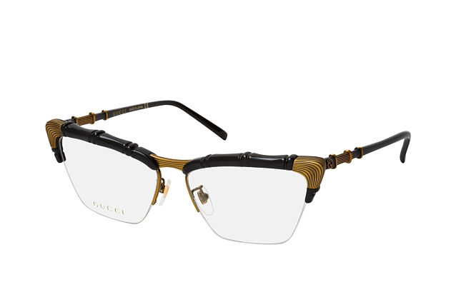 Gucci GG 0660O 001 perspective view