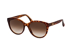 Gucci GG 0631S 002 Havana / Brown perspective view thumbnail
