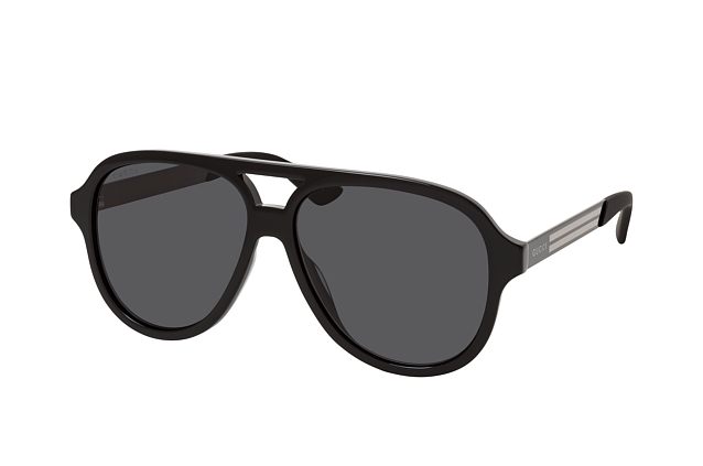 Gucci GG 0688S 001 perspective view