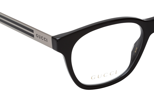 Gucci GG 0690O 001 perspective view
