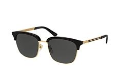 Gucci GG 0697S 001, Browline Sonnenbrille, Herren - Preisvergleich