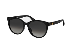 Gucci GG 0636SK 001, Cat Eye Sonnenbrille, Damen - Preisvergleich