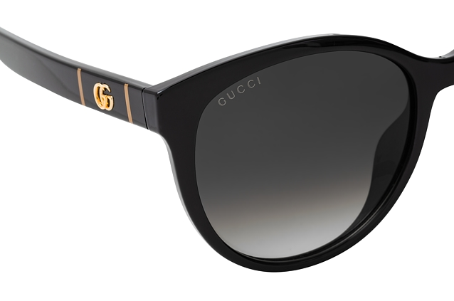 Gucci GG 0636SK 001 perspective view