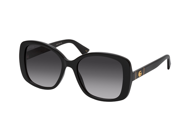 Gucci GG 0762S 001 perspective view
