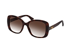 Gucci GG 0762S 001 Havana / Brown perspective view thumbnail