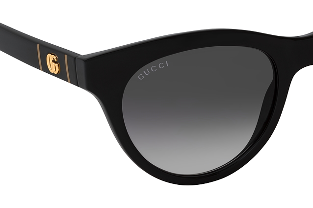 Gucci GG 0763S 001 perspective view