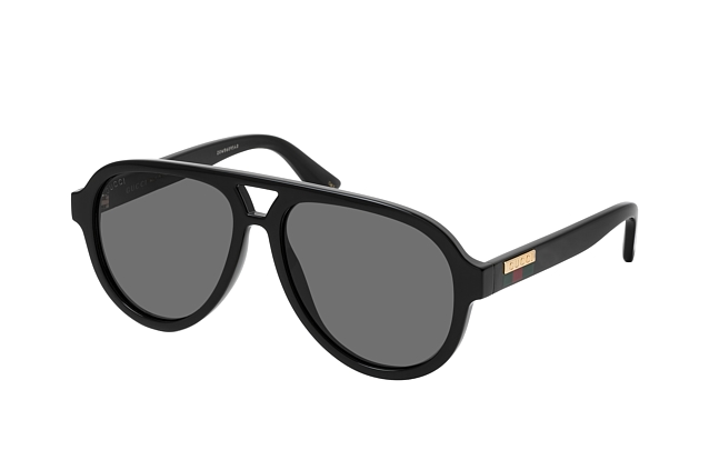 Gucci GG 0767S 001 perspective view