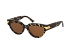 Bottega Veneta BV 1035S 003 Havana / Brown perspective view thumbnail