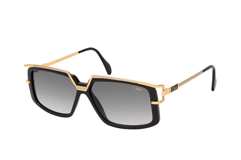 cazal -  886 001, Quadratische Sonnenbrille, Unisex, in Sehstärke erhältlich
