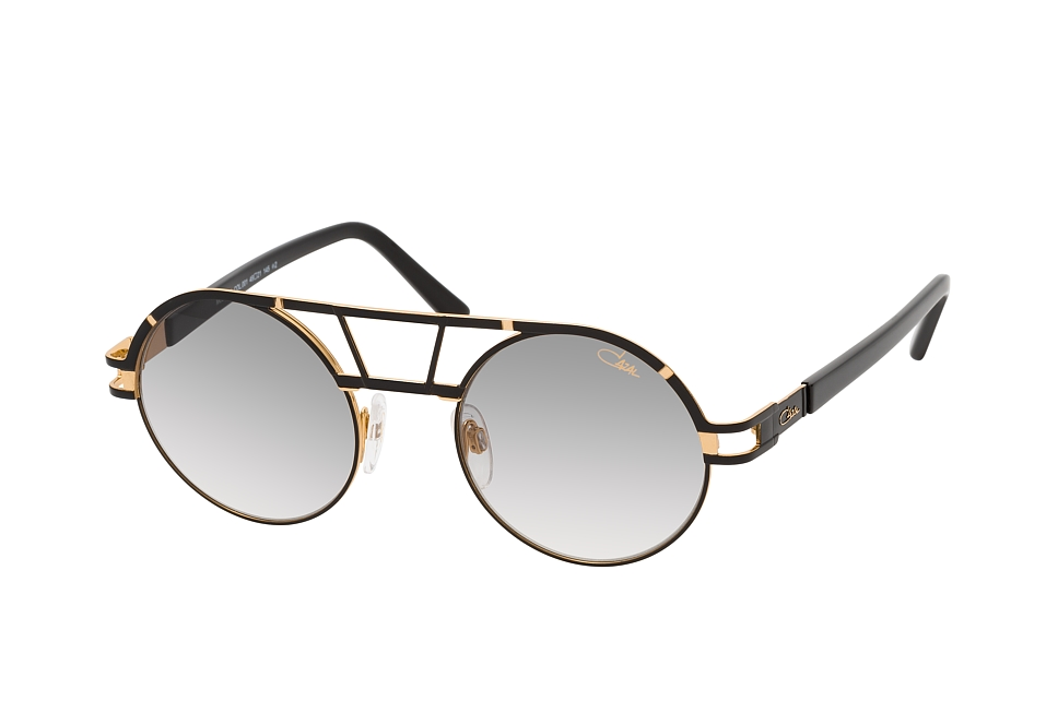 cazal -  9080 001, Runde Sonnenbrille, Herren, in Sehstärke erhältlich