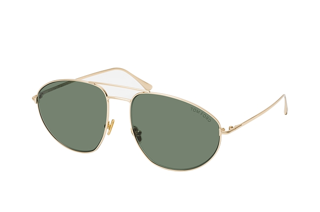 Tom Ford Cobra FT 0796 28N vista en perspectiva