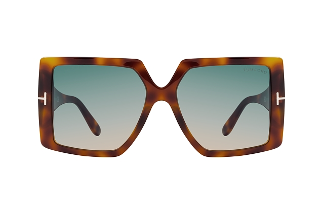 Tom Ford Quinn FT 0790 53P perspective view