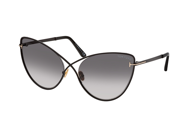 Tom Ford Leila FT 0786 02B perspective view
