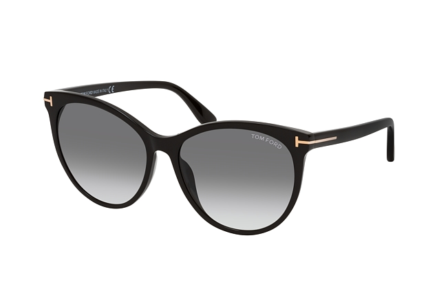 Tom Ford Maxim FT 0787 01B vue en perpective