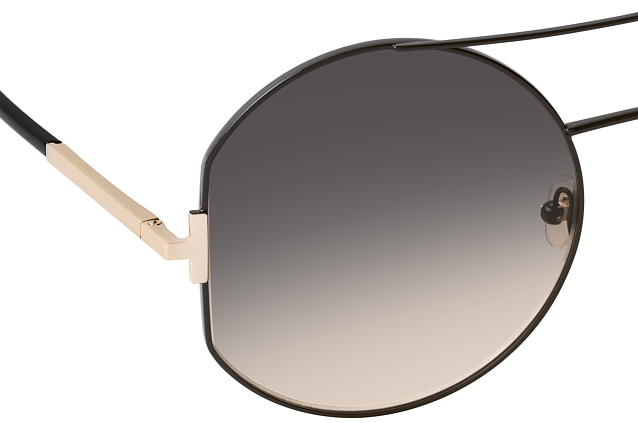 Tom Ford Dolly FT 0782 01B Perspektivenansicht