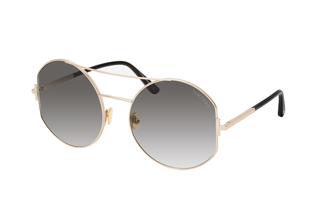 Tom Ford Dolly FT 0782 28B perspective view