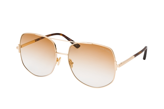 Tom Ford Lennox FT 0783 28F vue en perpective