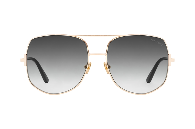 Tom Ford FT 0783 28B vue en perpective