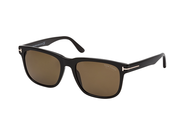 Tom Ford Stephenson FT 0775 01H Perspektivenansicht