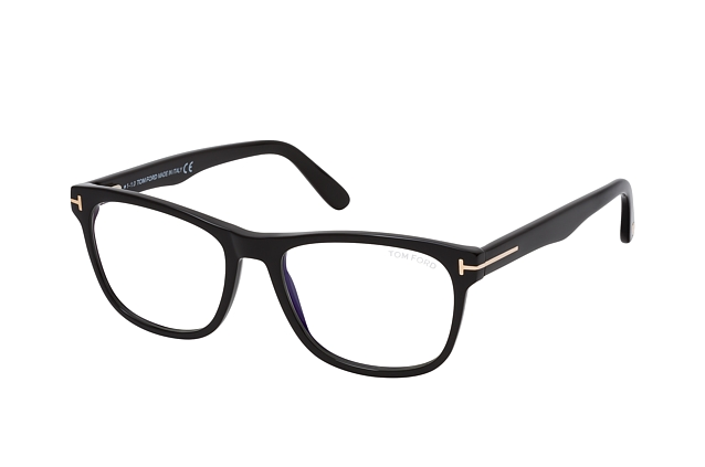 Tom Ford FT 5662-B 001 perspective view