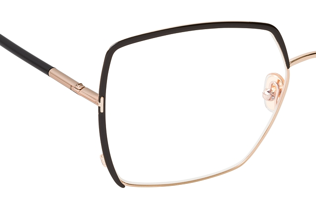 Tom Ford FT 5668-B 001 perspective view