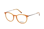 HUMPHREY´S eyewear 581069 61 Orange / Grey perspective view thumbnail