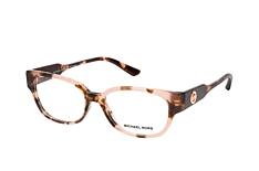 michael kors padua mk 4072 3026, including lenses, square glasses, female