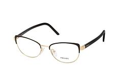 prada pr 63xv aav1o1, including lenses, butterfly glasses, female