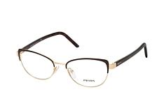 Prada PR 63XV KOF1O1, inkl. Gläser, Cat Eye Brille, Damen - Preisvergleich