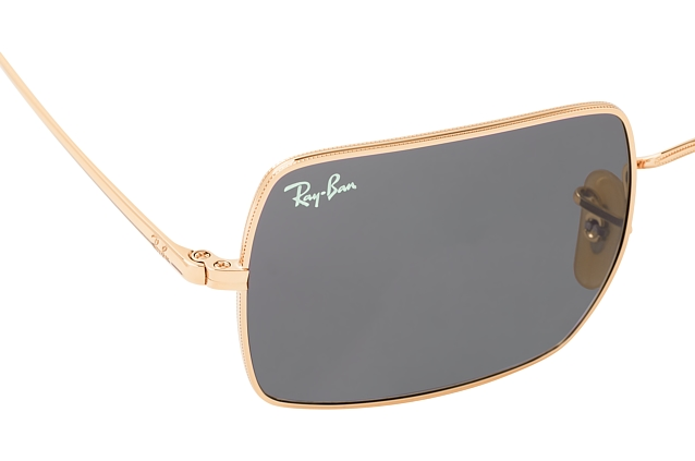 Ray-Ban Rectangle RB 1969 9150B1 Perspektivenansicht
