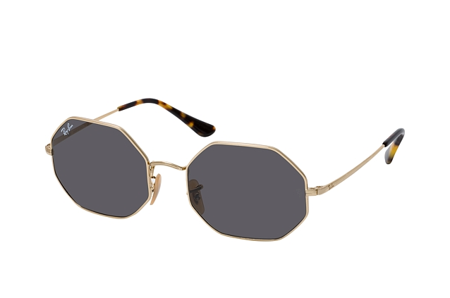 Ray-Ban Octagon RB 1972 9150B1 perspective view