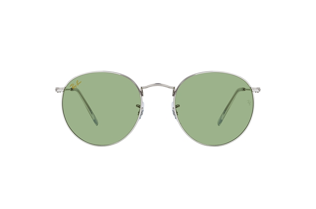 Ray-Ban Round Metal RB 3447 91984E perspective view