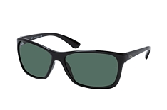 Ray-Ban RB 4331 601/71, Quadratische Sonnenbrille, Herren - Preisvergleich