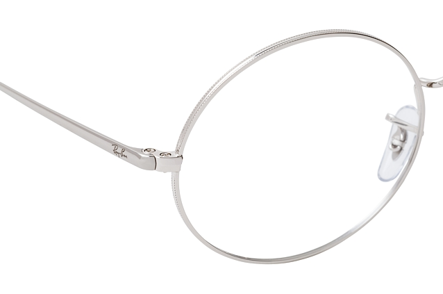 Ray-Ban Oval RX 1970V 2501 perspective view