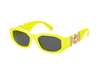 Versace VE 4361 401/87 Yellow / Grey perspective view thumbnail