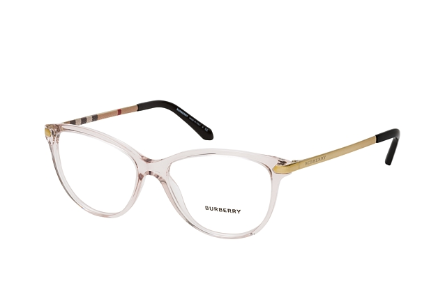 Burberry BE 2280 3780 vue en perpective