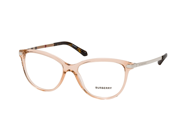 Burberry BE 2280 3358 vue en perpective