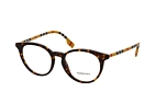 Burberry BE 2318 3855 Havana / Beige perspective view thumbnail