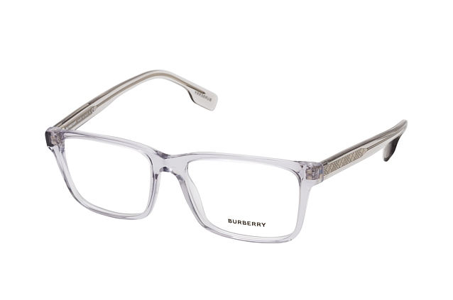 Burberry BE 2320 3825 vue en perpective