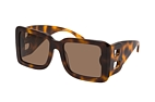 Burberry BE 4312 331673 Havana / Brown perspective view thumbnail