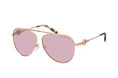 Michael Kors MK 1066B 11084Z, Aviator Sonnenbrille, Damen - Preisvergleich