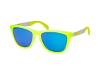 Oakley Frogskins Mix OO 9428 01 Grey / Grey perspective view thumbnail