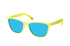 Oakley Frogskins OO 9444 03 Amarillo / Lila perspective view thumbnail