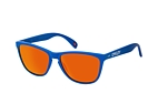 Oakley Frogskins OO 9444 01 Blue / Green perspective view thumbnail