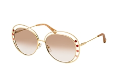 Chloé DELILAH CE 169S 742, Runde Sonnenbrille, Damen - Preisvergleich