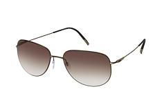 Silhouette Titan Breeze 8693 6040, Runde Sonnenbrille, Herren, in Sehstärke erhältlich - Preisvergleich