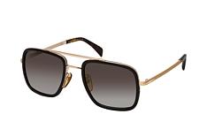 David Beckham DB 7002/S RHL, Quadratische Sonnenbrille, Herren, in Sehstärke erhältlich - Preisvergleich
