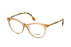 Burberry B 2325 3853 Marrón / Transparente / Beige perspective view thumbnail